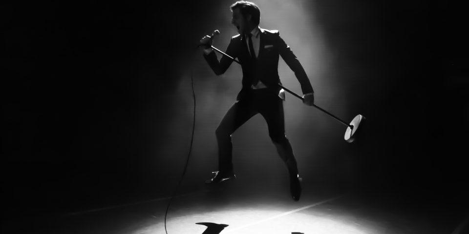Jonathan Vroege jump SGZ concert